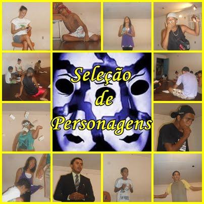 seleção de personagens 2011