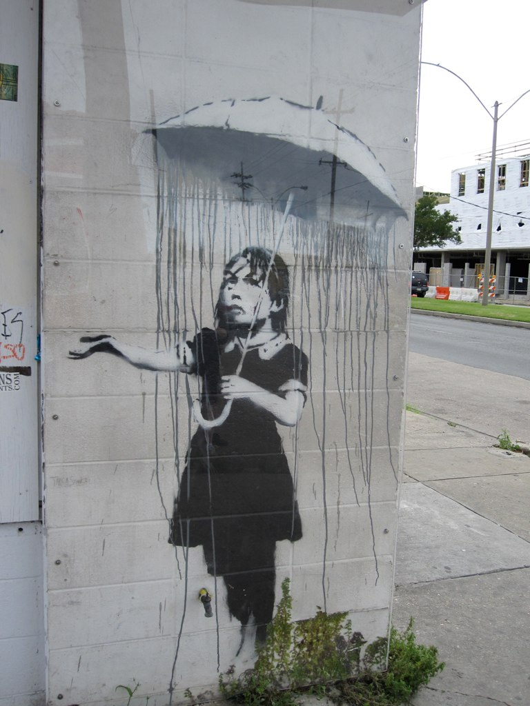 Banksy 39 nola 39 mural expected to fetch up to 80 000 at auction for Banksy mural sold