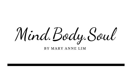 Mind. Body. Soul