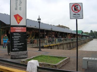 Puerto de Frutos, Tigre, Argentina, vuelta al mundo, round the world, La vuelta al mundo de Asun y Ricardo