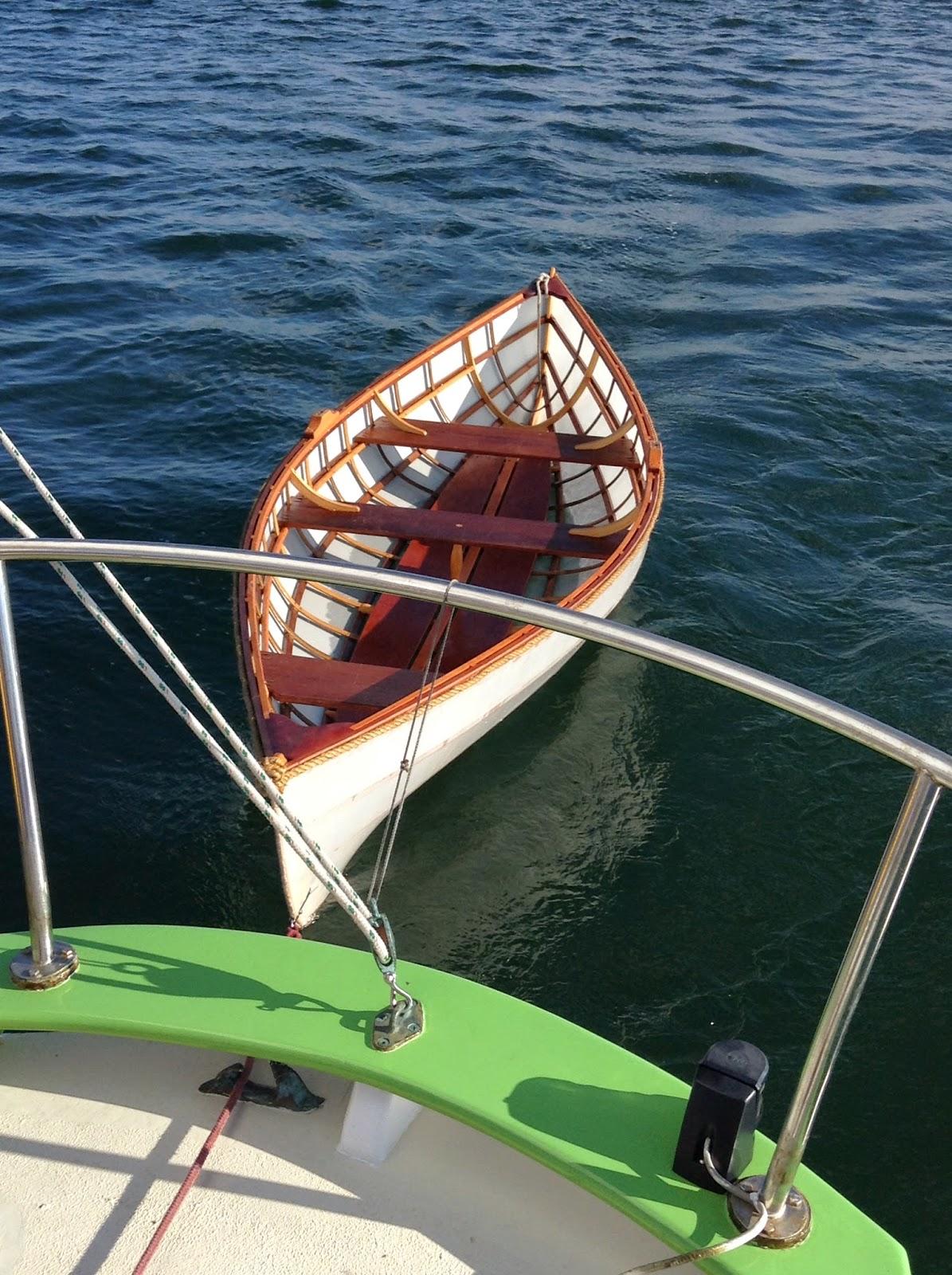 Emerald Marine Carpentry: Practical Skin on Frame Boats