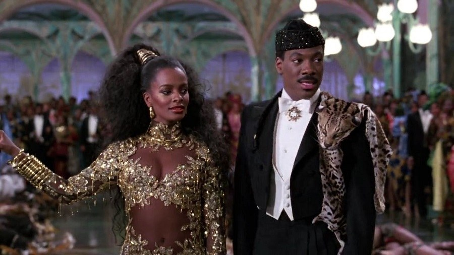 Coming to America Bluray 1280x720 Download Imagem
