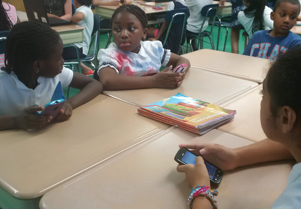 After the Cell Phone Ban - NYC Schools Launch #BYOD