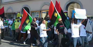 Lagos And Abuja Are Part Of Biafra, We Are Not Leaving – MASSOB Warns