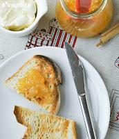 Mermelada de peras con canela