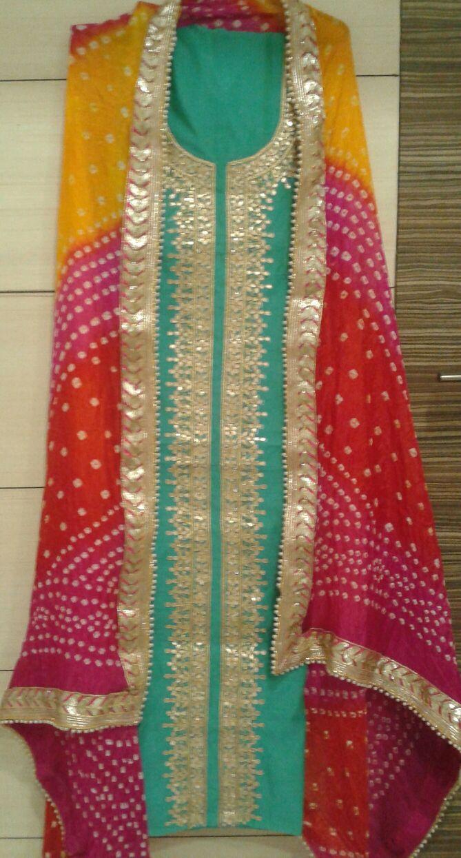 Ordinary aashri creations party wears