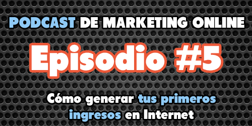 Podcast de Marketing Online