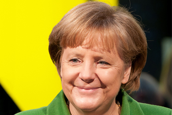 Poll: Angela Merkel is so popular because of their excellent popularity ratings
