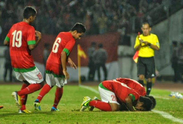 Hasil Indonesia vs Vietnam Final AFF U19 2013 Skor 7-6 Adu Penalti