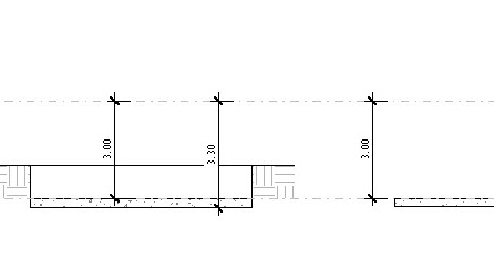 revitez revit 2012 topographie terre plein et cotes d. Black Bedroom Furniture Sets. Home Design Ideas