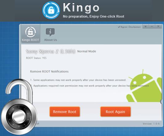 how to delete king root from android and unroot it