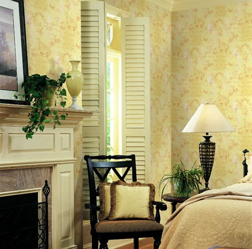 Hgtv Wallpaper: Modern Furniture: Candice Olson Bedroom Wallpaper