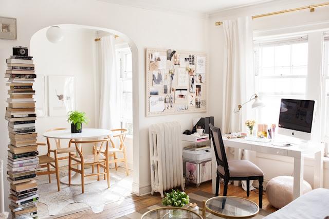 Un apartamento muy femenino - La Revista de PortobelloStreet.es