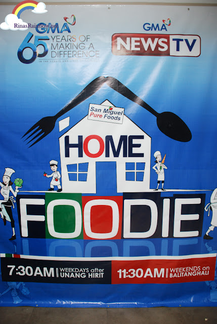 Home Foodie GMA