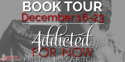Addicted For Now Blog Tour