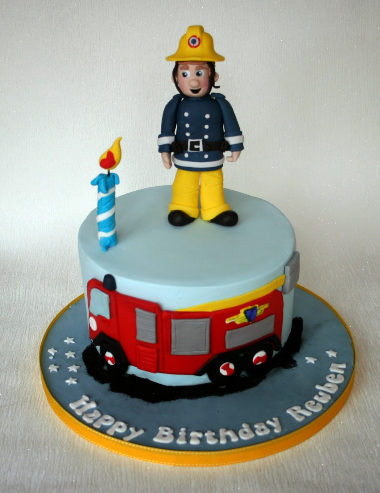 The Perfectionist Confectionist Fireman Sam