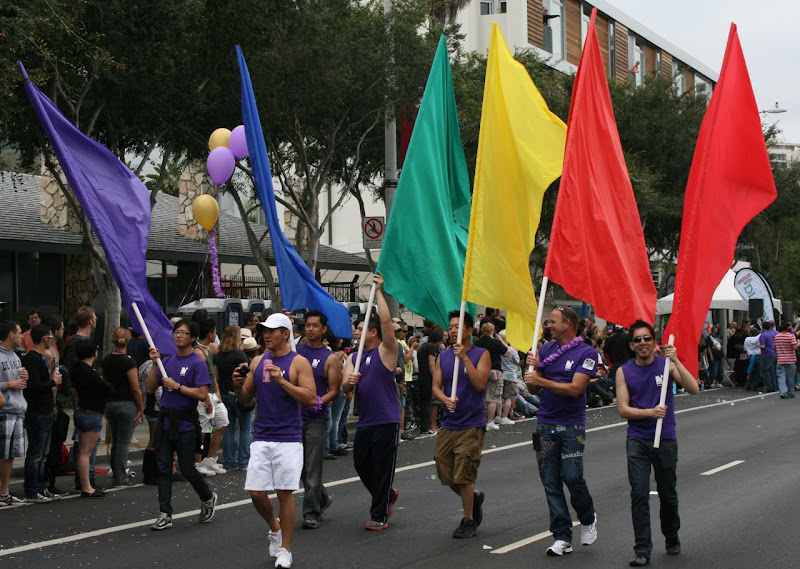 Gay Asian Pacific Support Network Pride Parade