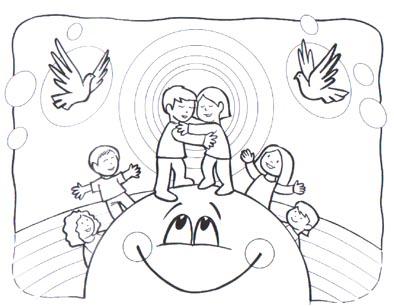 Compartiendo por amor: Dibujos Padre Nuestro