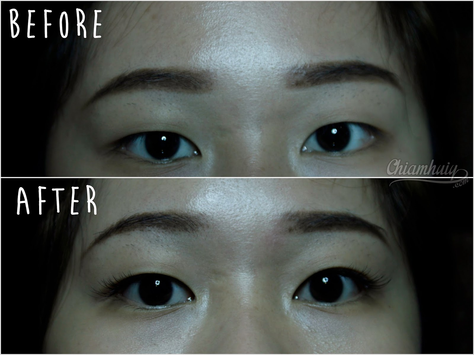 Review Highbrow Eyelash Extension In Singapore Celine Chiam