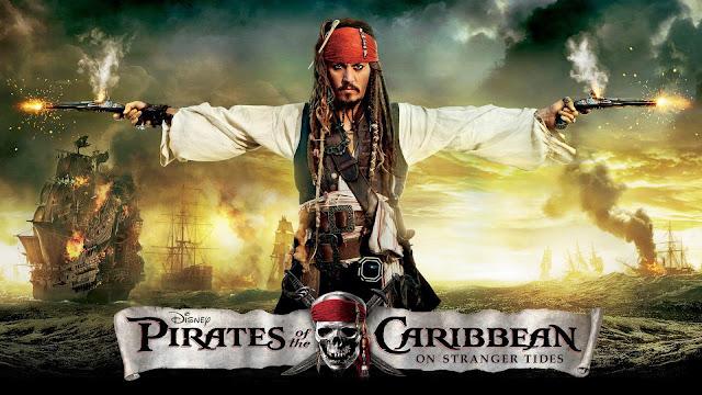 Fondo de Pantalla Piratas del Caribe