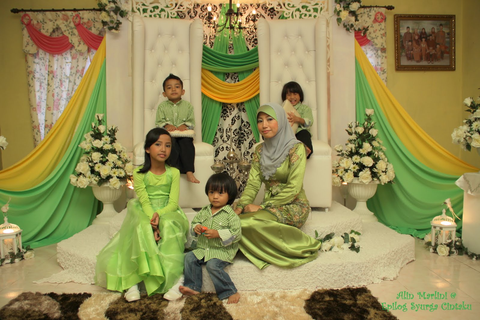 Syurga cinta wedding