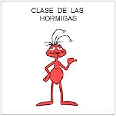 CLASE DE LAS HORMIGAS