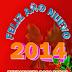 postales feliz año nuevo 2014