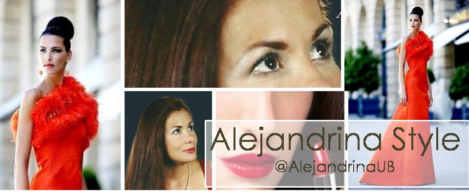 Alejandrina Style by Alejandrina Uribe-Betancourt