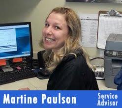 Martine Paulson