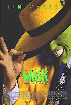 Mặt Nạ Xanh - The Mask (1994) Poster
