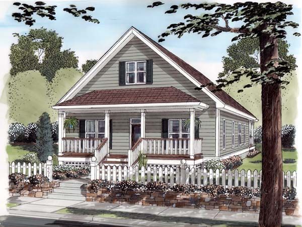 Cottage houses pictures simple home decoration Classic bungalow house plans