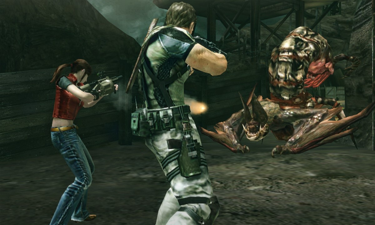 Resident evil 3d bokep hentai movies