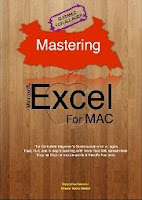 Mastering Microsoft Excel for MAC