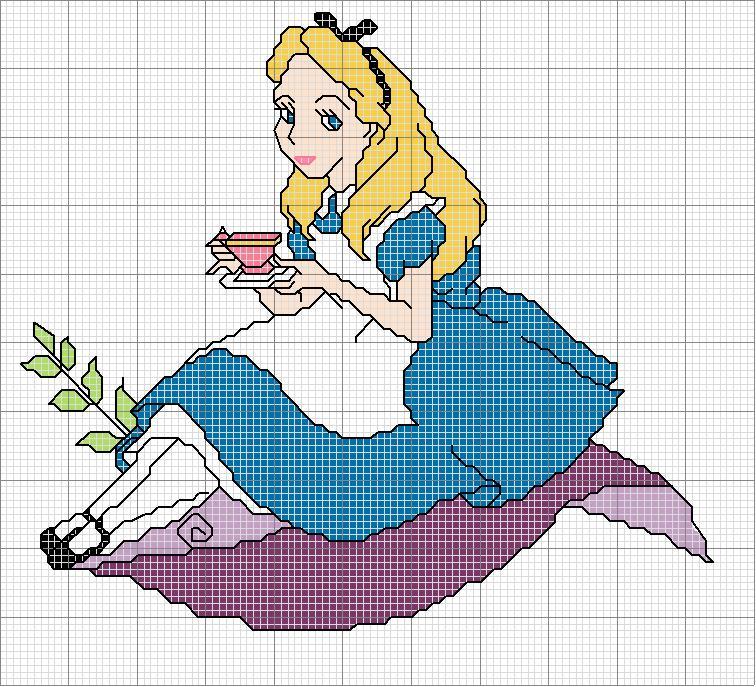 Alice nel paese delle meraviglie 3