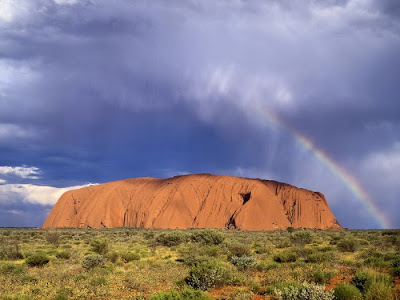 Uluru, Ayers Rock, Australia Seen On www.coolpicturegallery.us