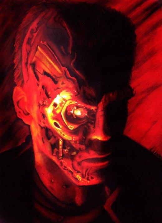 Terminator por ArtisAllan
