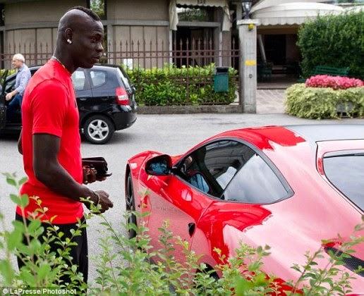(about N65million) Ferrari F12