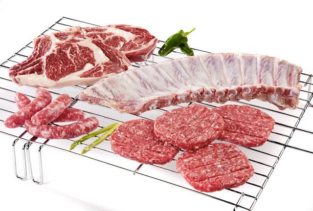 Carnes rojas y procesadas riesgo cancer