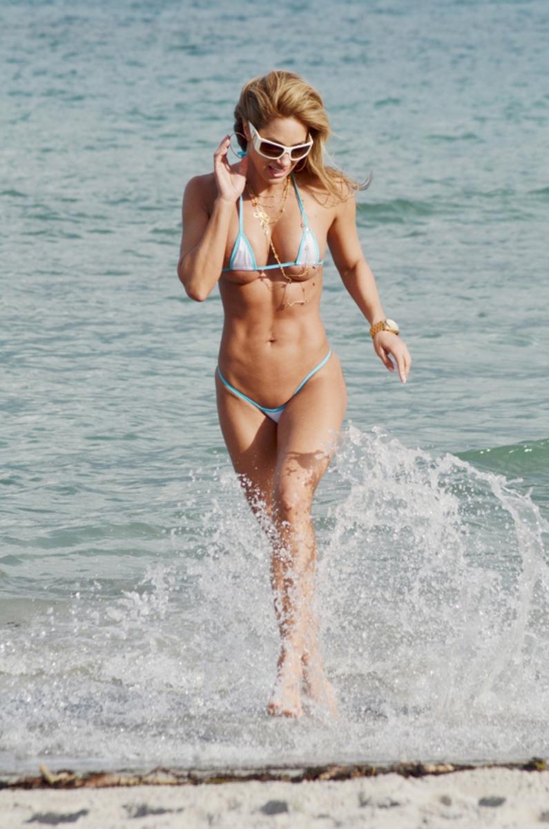 Bikini Alicia Dimarco Keys