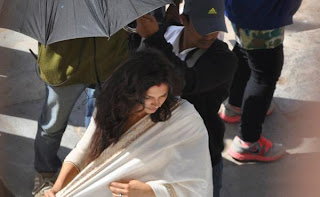 Ram Leela Movie Shooting Stills