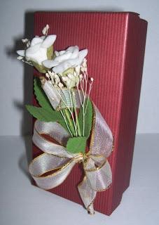 декорирана кутия