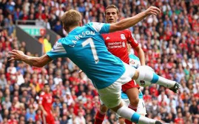 Watch Liverpool vs Sunderland Live Stream Barclays Premier League 02 January 2013