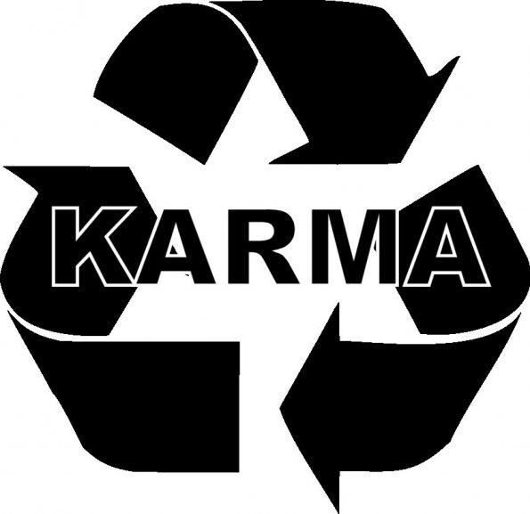 From Spirit To Body To Mindback To Spirit The Cycle Of Karma Day