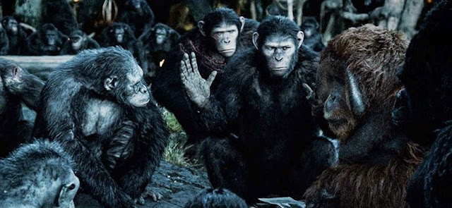 Título da sequência de Planeta dos Macacos: O Confronto é confirmado