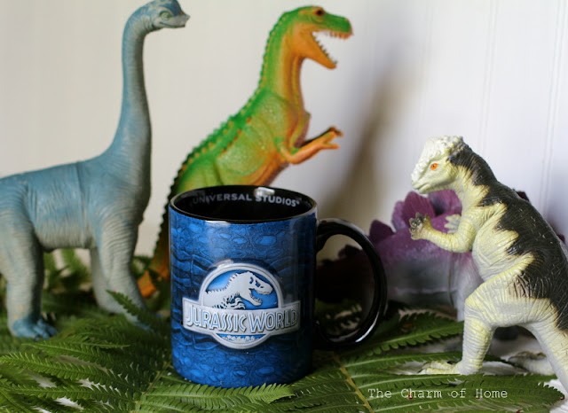Jurassic Tea: The Charm of Home