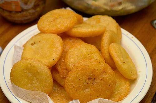 This Fried Sticky Rice - Xôi Chiên Phồng