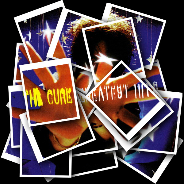 The Cure - Video Hits ... 68 minutos