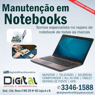 Digital Office e Informática