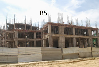 Amrapali Terrace Homes :: Construction Update b5