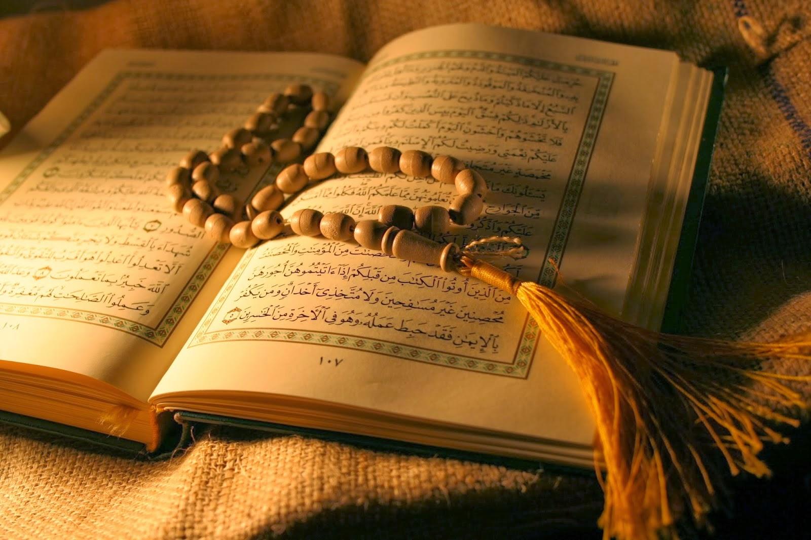 Keutamaan Al-Qur'an dibanding dengan Kitab-Kitab Suci Sebelumnya